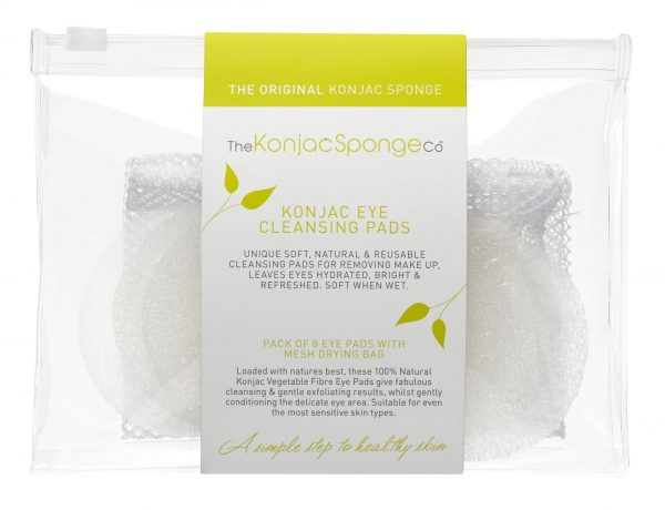 Eye Cleansing Pads Pack of 8