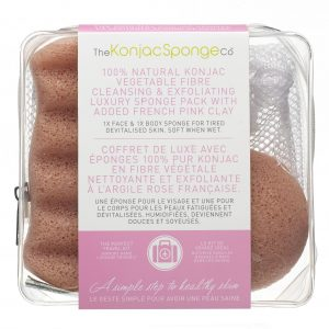 Luxury Travel Duo Set - Pink Clay
