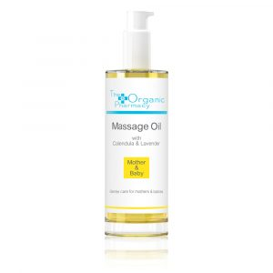 Mother & Baby Massage Oil (100ml)-0