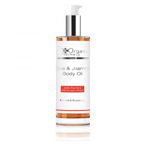 Body Range - Rose & Jasmine Body Oil (100ml)-0