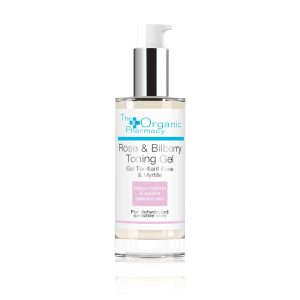Skincare - Rose and Bilberry Toning Gel (50ml)-0