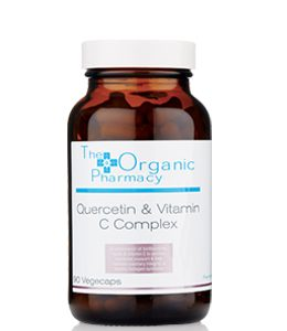Supplements Quercetin & Vitamin C Complex (60 Capsules)