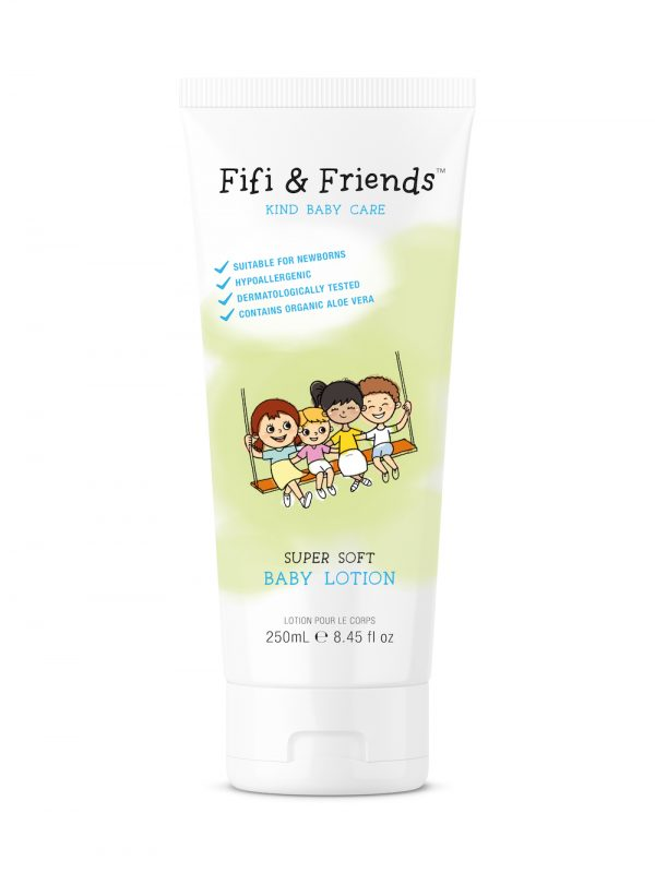 Super Soft Baby Lotion 250ml-0