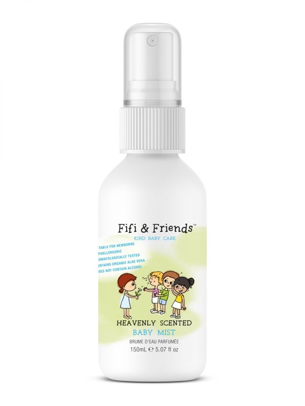 F&F Heavenly Scented Baby Mist 150ml-0