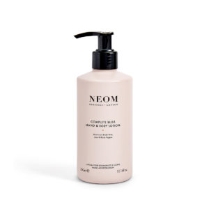 Complete Bliss Body & Hand Lotion from Neom Organics, wellbeing from Beautiful Brands