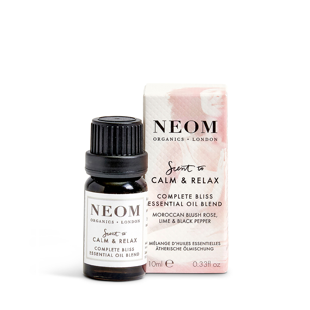 Complete Bliss Essential Oil Blend Neom Organics, home fragrance from Beautiful Brands