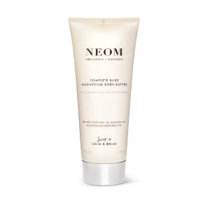 Complete Bliss Magnesium Body Butter from Neom Organics, wellbeing from Beautiful Brands