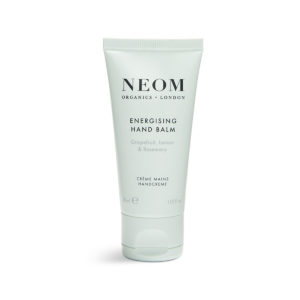 Energising Hand Balm from Neom Organics, wellbeing and skincare from Beautiful Brands