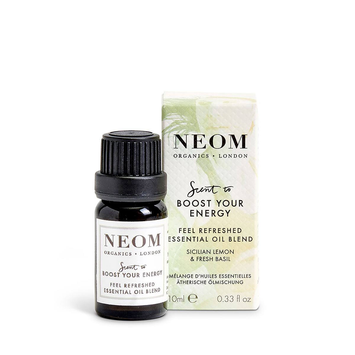 Feel Refreshed Essential Oil Blend Neom Organics, home fragrance from Beautiful Brands