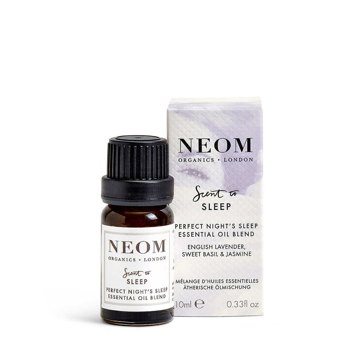 Perfect Night's Sleep Essential Oil Neom Organics, home fragrance from Beautiful Brands