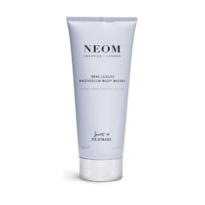 Real Luxury Magnesium Body Butter from Neom Organics, wellbeing from Beautiful Brands