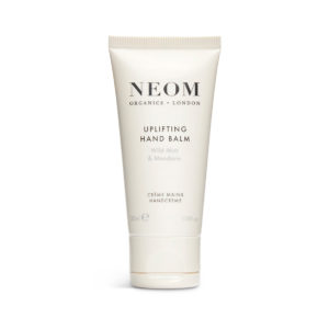 Uplifting Hand Balm from Neom Organics, wellbeing and skincare from Beautiful Brands